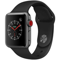 Apple Watch Series 3 with GPS + Cellular - 38mm or 42mm
