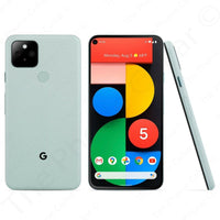 Google Pixel 5 5G Android Phone Water Resistant Smartphone with Night Sight and Ultrawide Lens