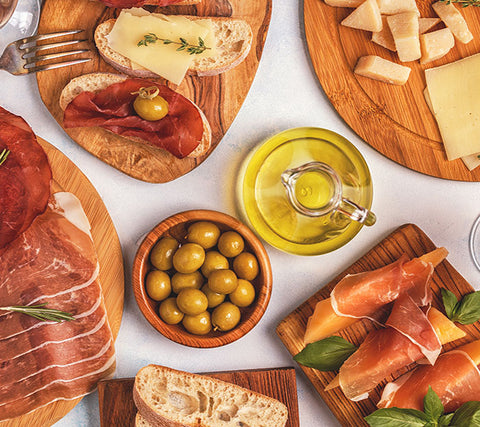 Retail Olives and Antipasti
