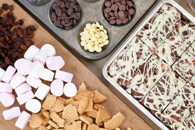 Big Rock Traybake (14 portions) / each