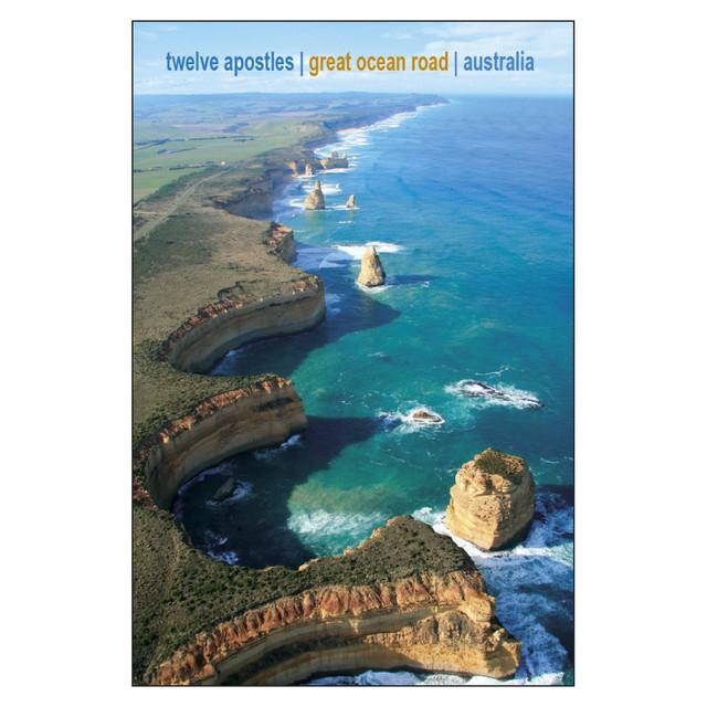 GALLERY MAGNET GREAT OCEAN RD aerial (upright)