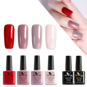 1672 UPC Gel Polish 6 pcs/ Set - VENALISA