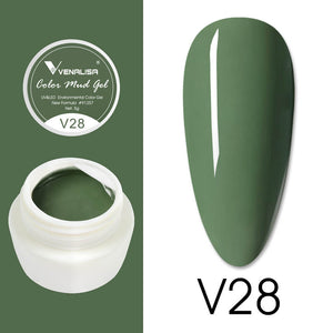 VENALISA Color Mud Gel Painting Gel
