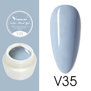 V35 Color Mud Gel Painting Gel
