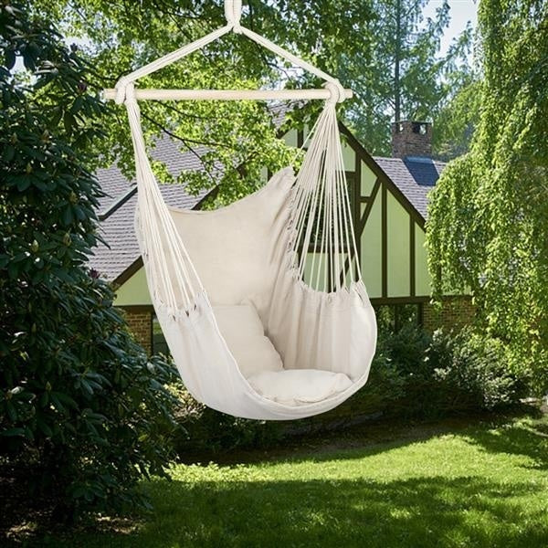 Garden Portable Travel Camping Hanging Hammock Swing Chair Thicken