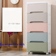 Auxiliar Kid Mobile Commode Chest Drawer Cabinet