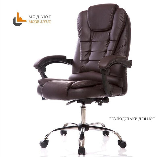 Special Offer Office Chair  Boss Chair Ergonomic with Footrest Chair