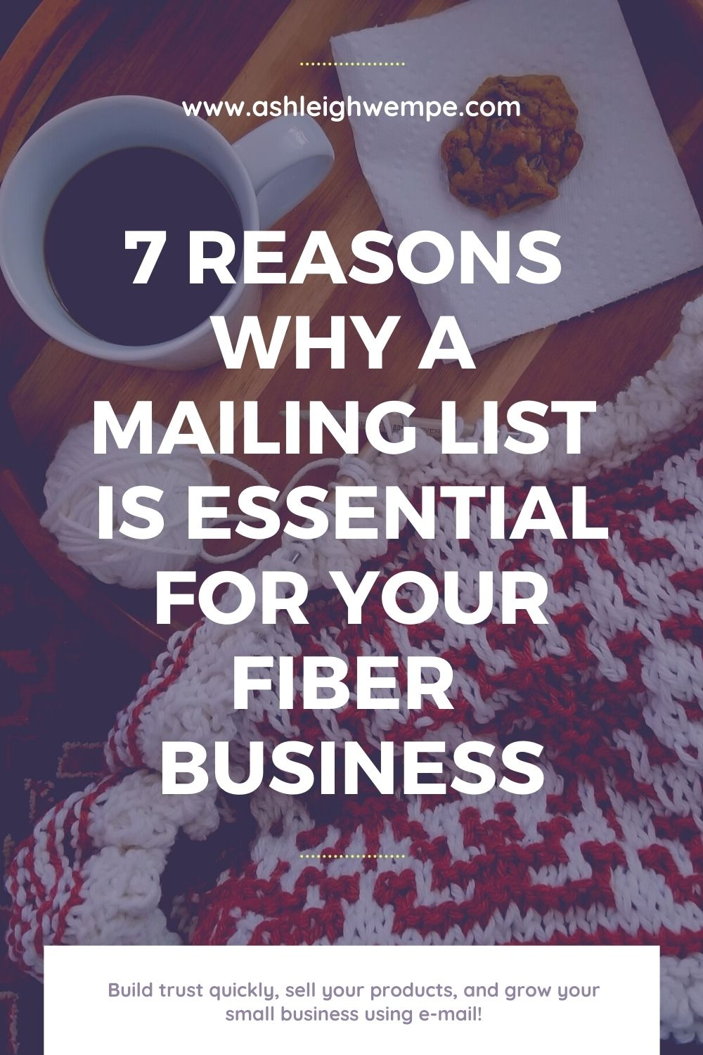 Do you really need a mailing list for your fiber business?