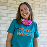 "Load image into Gallery viewer, ""¡Viva Wool!"" Short Sleeve T-Shirt"