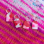 Load image into Gallery viewer, Margaret Stitch Markers (Pink Splat!)
