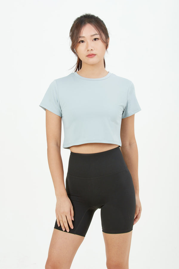 Wear Your Game Cropped T-shirt