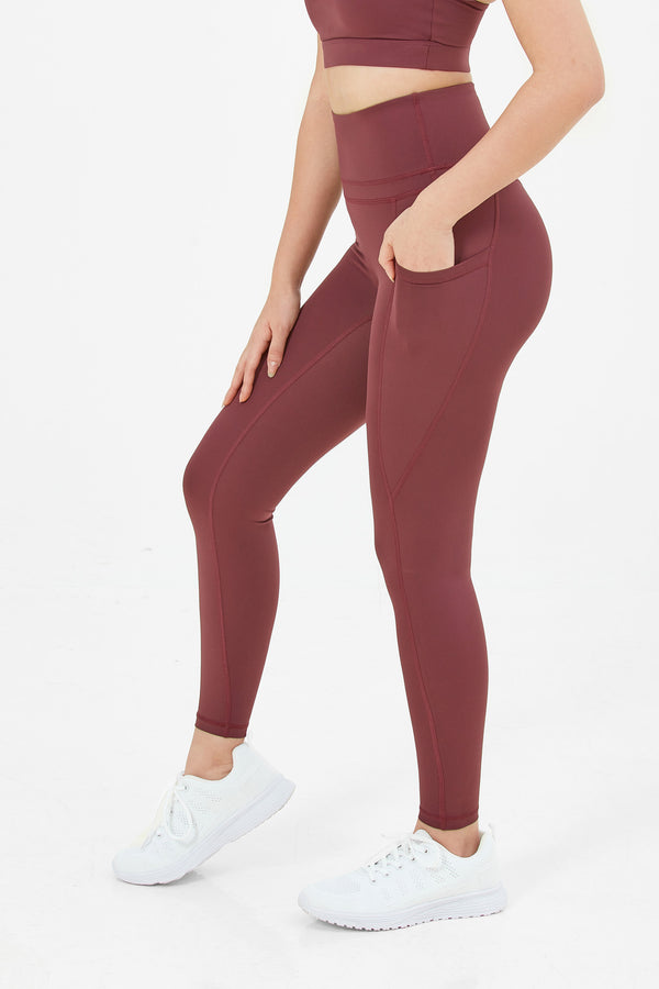 Let it begin Pocket Leggings