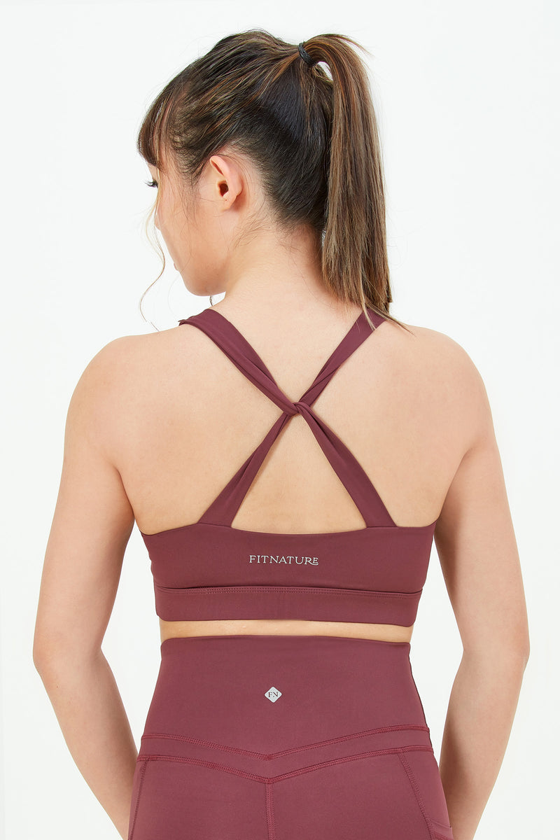 Let it begin Sports Bra