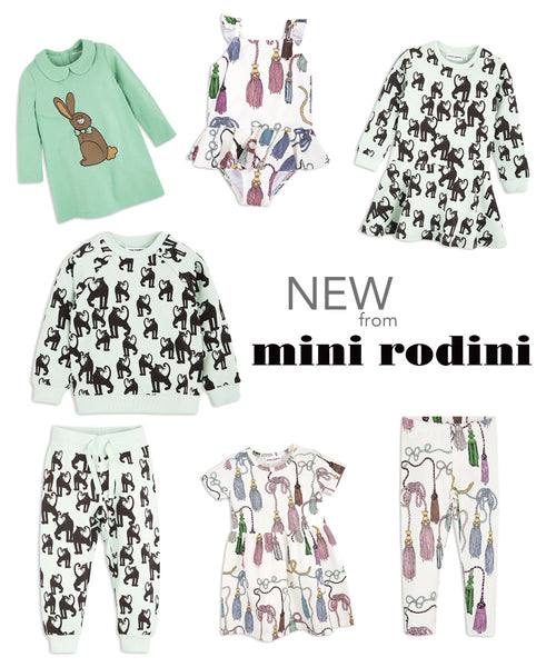 Mini Rodini Australia Pre AW17 Collection