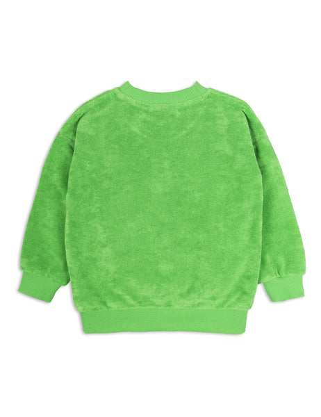 Cucumber Terry Sweatshirt - Green