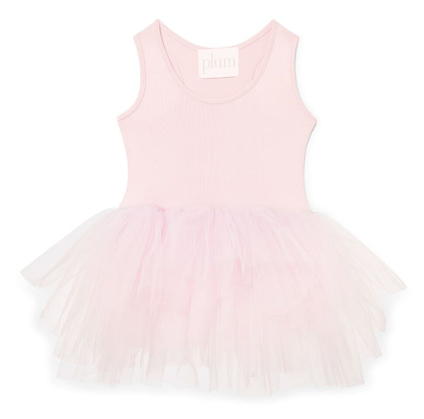 Plum Shirley Tutu - Light Pink