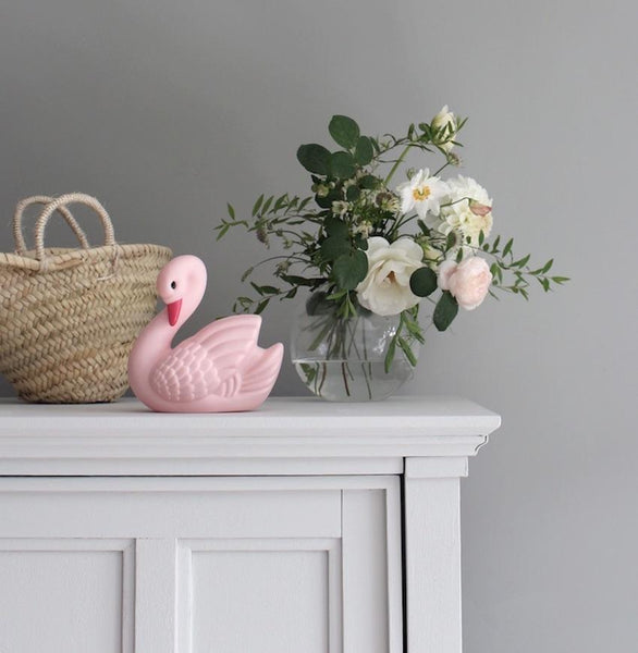 Swan Mini Light - Rose Vanille