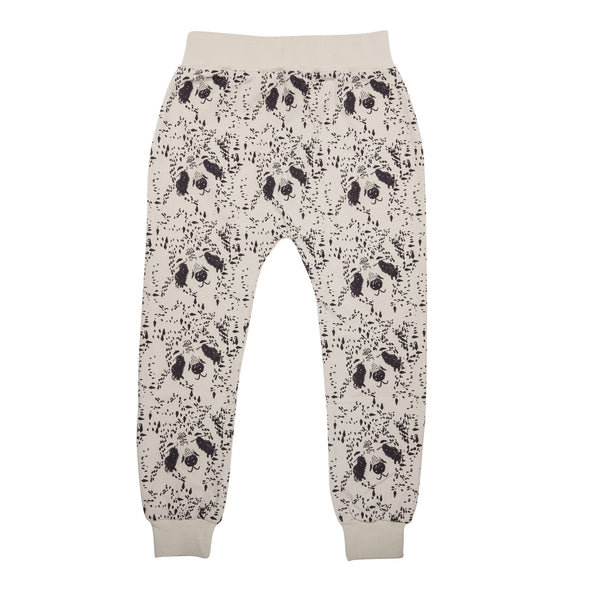 Tate Panda Barber Pants