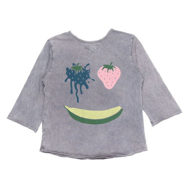 Fruit Face Raglan Tee