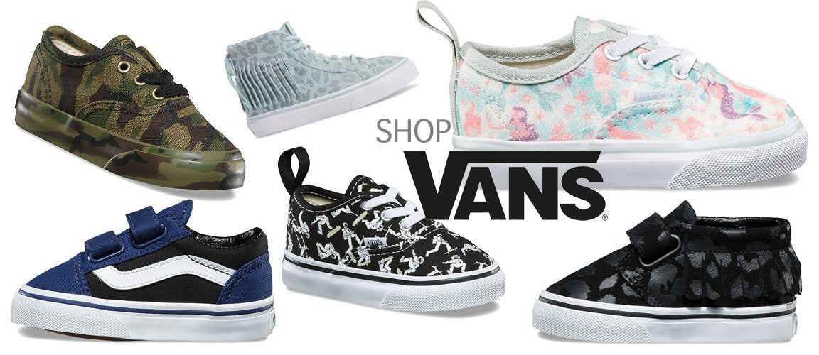Shop Kids, Toddler and Baby Vans at yellow dandy Australia