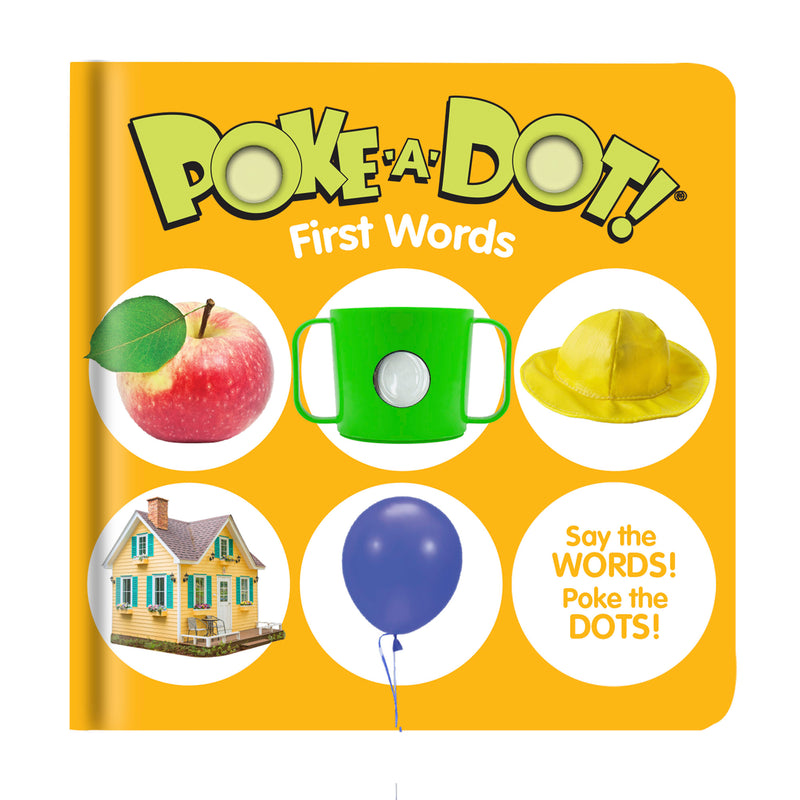 Poke-A-Dot: First Words