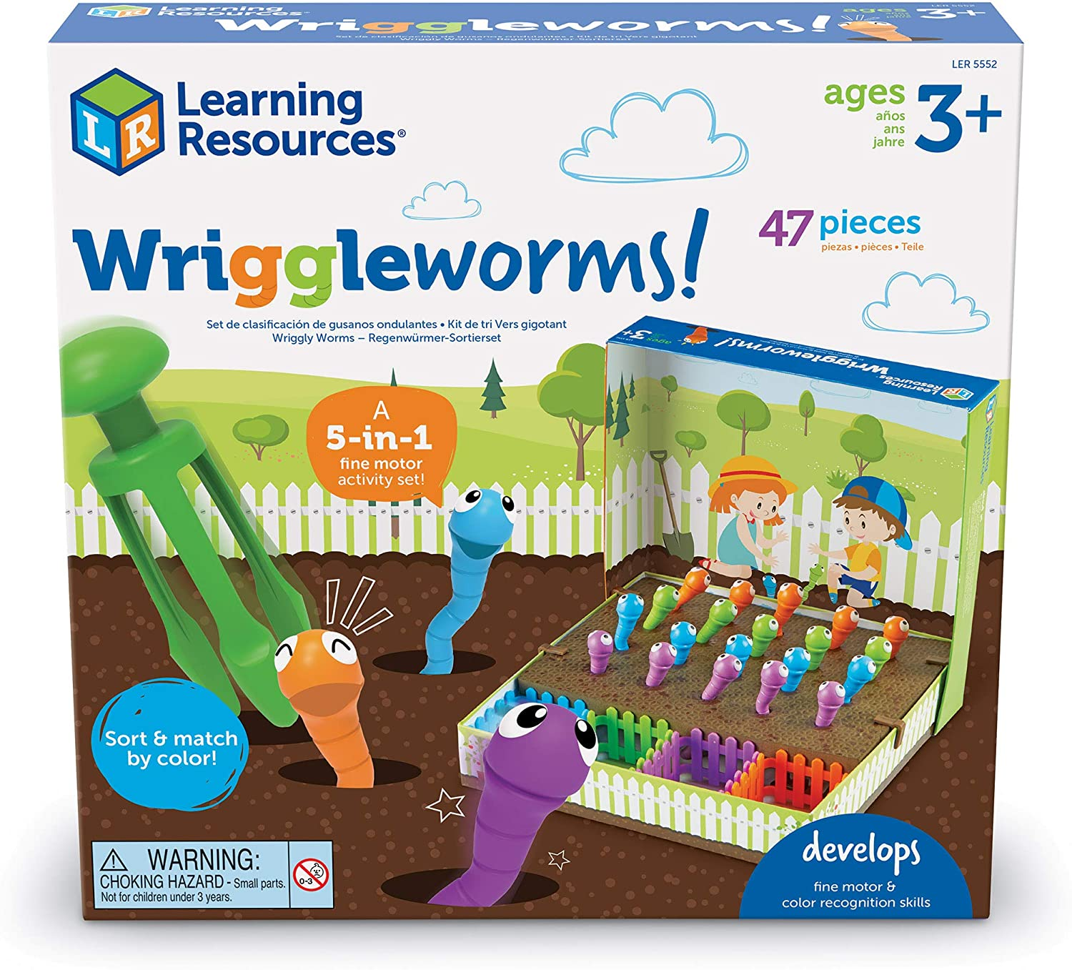 Wriggleworms!