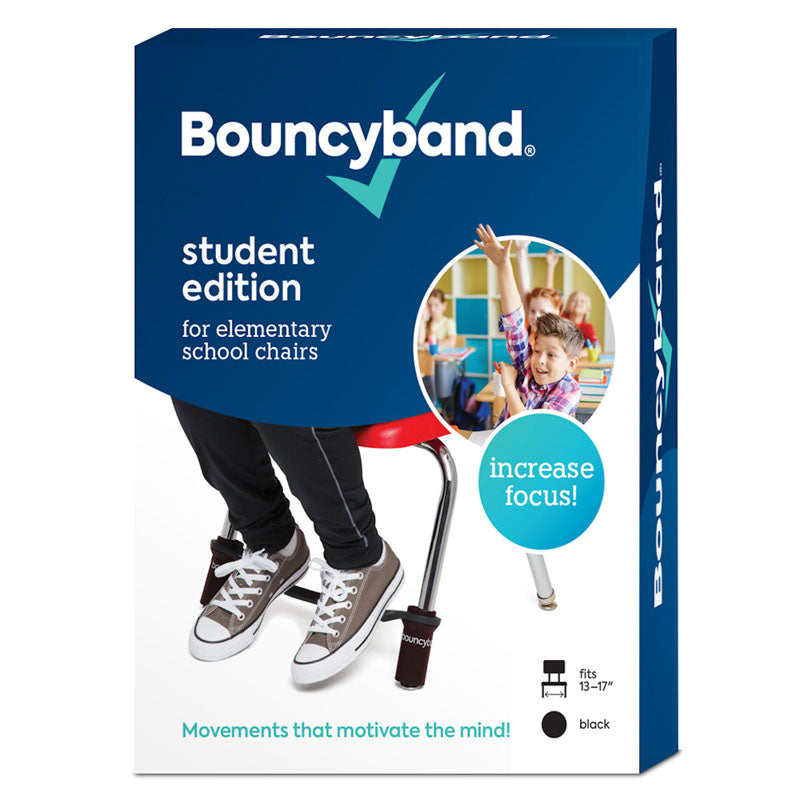 Bouncyband for Elementary School Classroom Chairs
