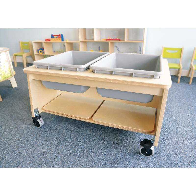 Whitney Plus Two Tub Sand And Water Table