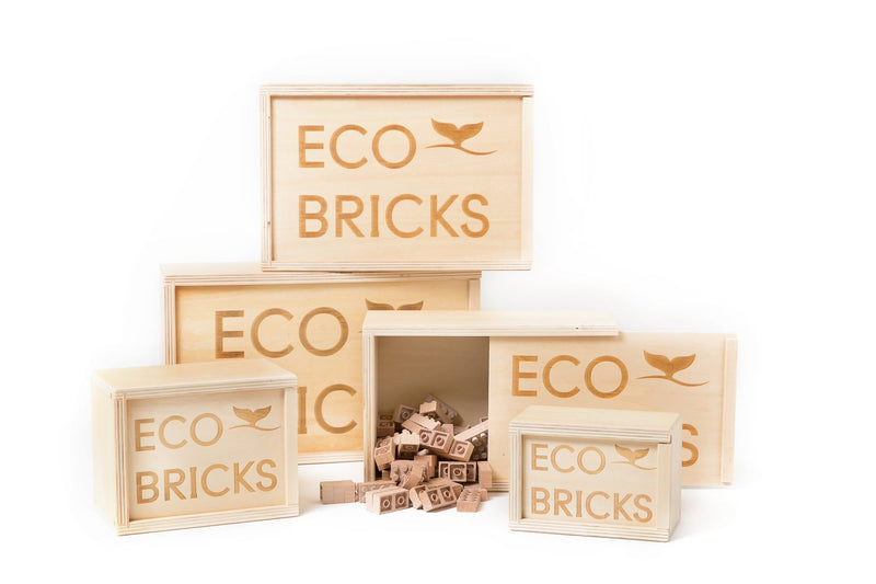Eco-bricks™ 250 Pieces