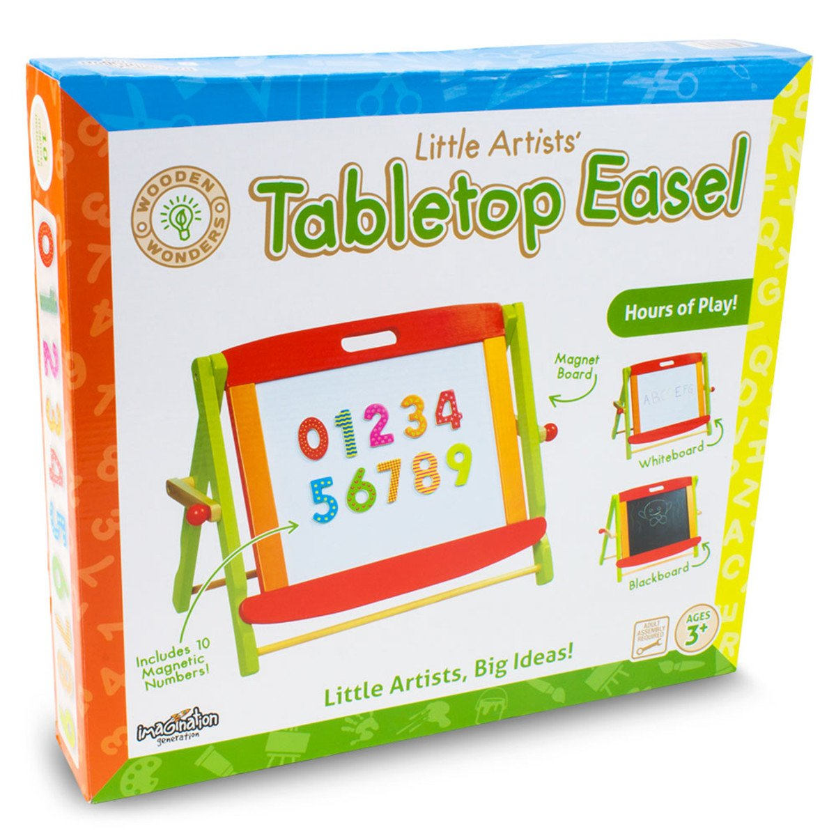 Little Artists' Tabletop Easel - Juniper Days