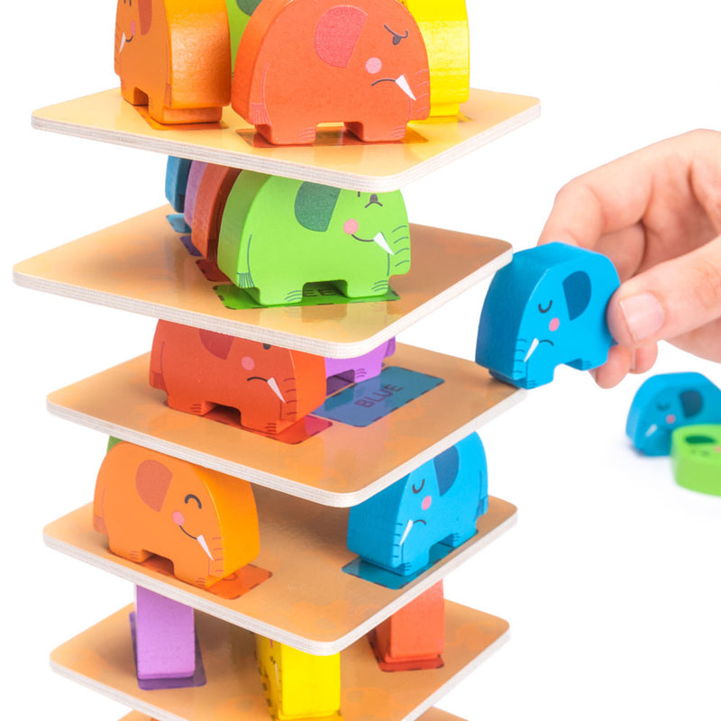 Irr-Elephant - The Elephant Stacking Game