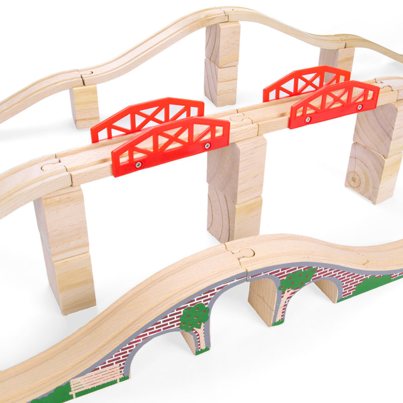 Bridge Bonanza Train Track Pack, Expansion Set