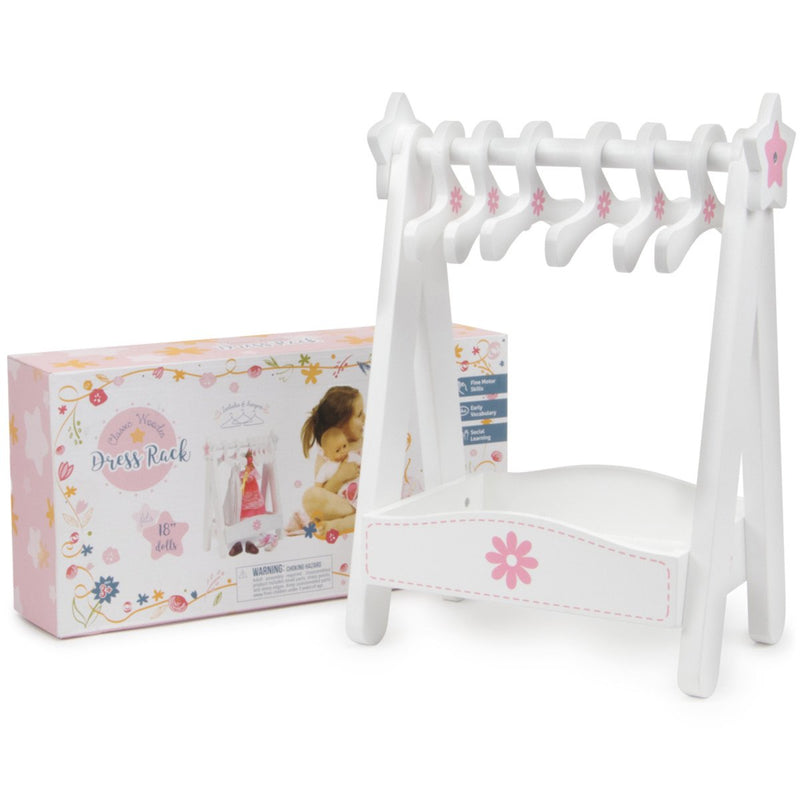 Doll Dress Rack - Juniper Days
