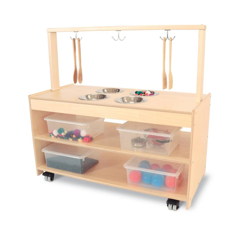 Sensory Play Kitchen - WB0384