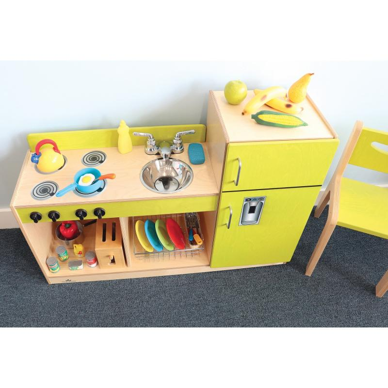 Let's Play Toddler Kitchen Combo - WB2275