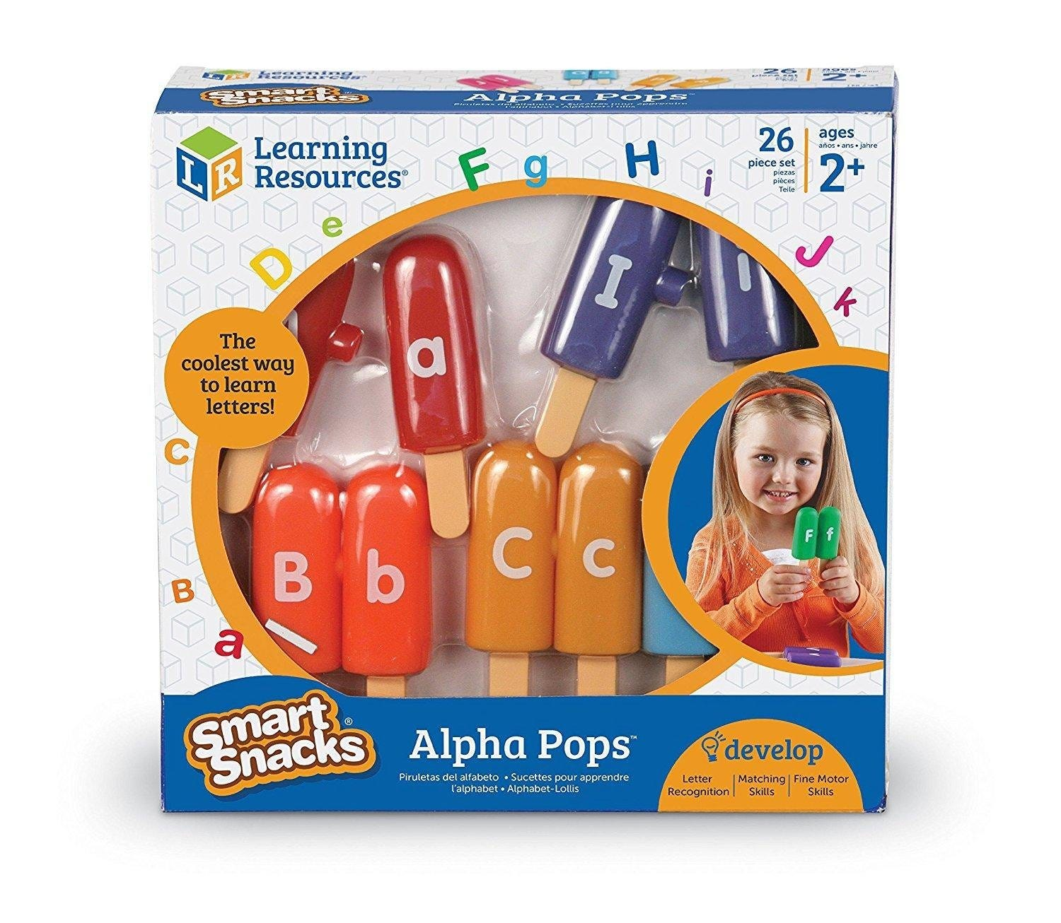 Smart Snacks® Alpha Pops™