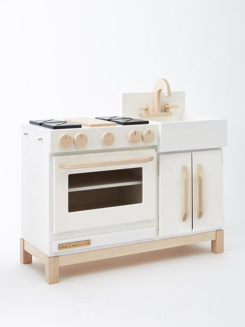 Essential Play Kitchen, White