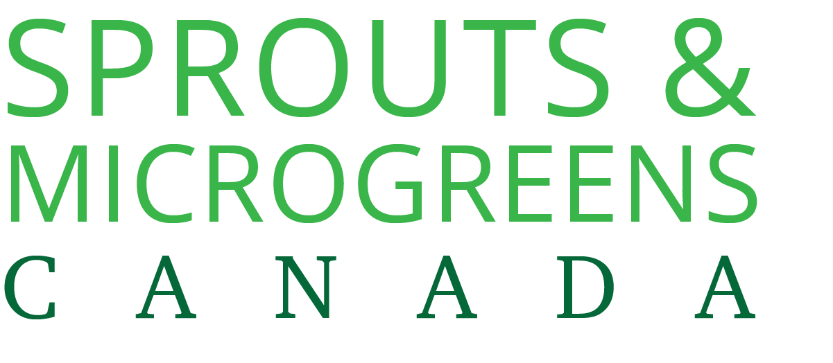 Sprouts and Microgreens Canada Logo