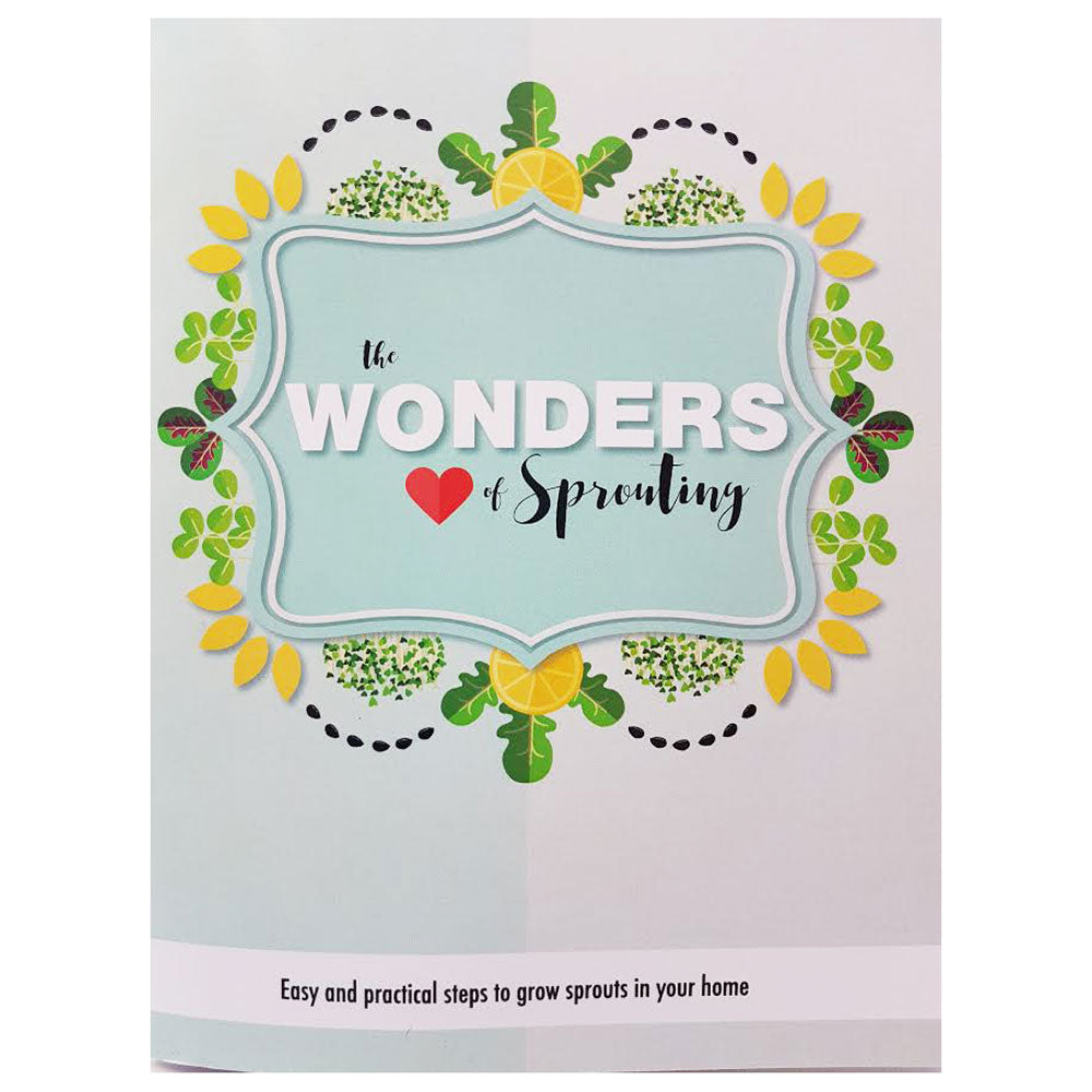 Wonders of Sprouting Book