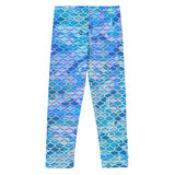 Kid's Mermaid Camo Leggings