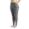 Plus Size Deep Sea Leggings