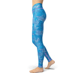 Intima-Sea Lace Leggings