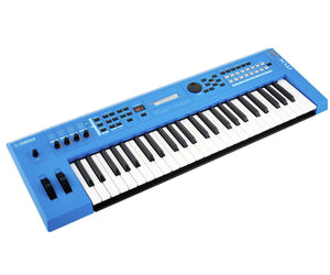 Yamaha MX61 V2 Music Synthesizer; Blue