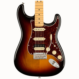 Fender American Pro II HSS Strat Maple 3 Colour Sunburst