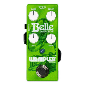 Wampler Belle Mini Overdrive Effects Pedal
