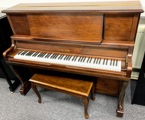 Second Hand Young Chang U121 Upright Piano; 1959197