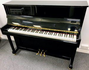 Second Hand Gerh. Steinberg RH119 Upright Piano; 51581