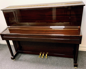 Second Hand Halle & Voight 118 Upright Piano