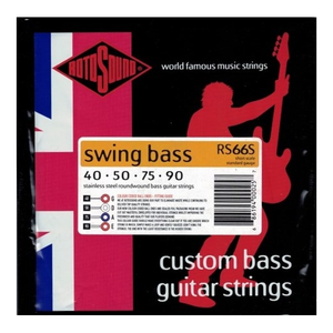 Rotosound RS66S Swing Bass Short Scale Bass Set