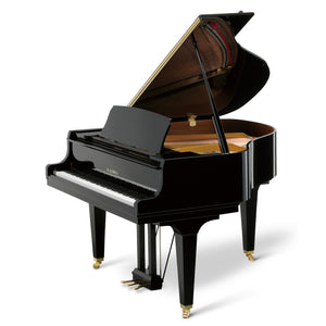 Kawai GL10 153cm Grand Piano; Polished Ebony Grand